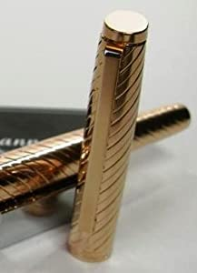 WALDMANN STERLING SILVER TUSCANY FOUNTAIN PEN - MADE IN GERMANY