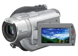 Sony DCR-DVD405E DVD Camcorder (3MP, 10x Optical Zoom, 2.7
