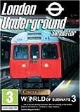 echange, troc London Underground Simulator - World of Subways 3 (PC)