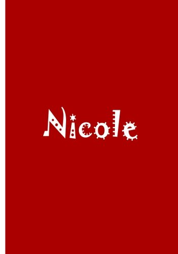 nicole-red-personalized-journal-notebook-blank-lined-pages-an-ethi-pike-collectible