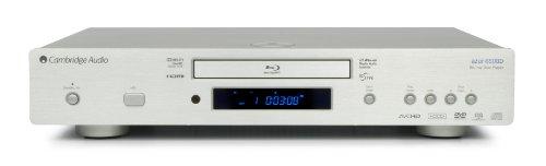 blu ray audio player silver universal cambridge azur