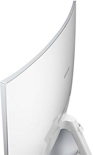 Samsung-C27F591FDU-686-cm-27-Zoll-Monitor-HDMI-4ms-Reaktionszeit-1920-x-1080-Pixel-silberwei
