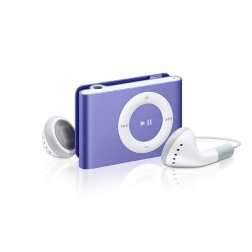 Ipod Shuffle 3rd Generation Silver. Apple 1 GB iPod shuffle