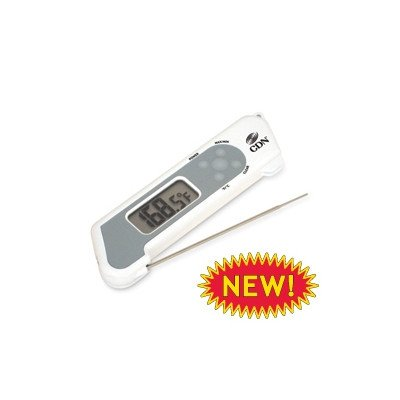 ProAccurate Folding Thermocouple Thermometer Color: White Reviews