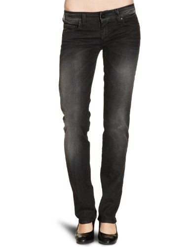 Liu Jo - Jeans, donna Nero (Schwarz (Den.Black soft wash 87039)) 44 IT (30W/30L)