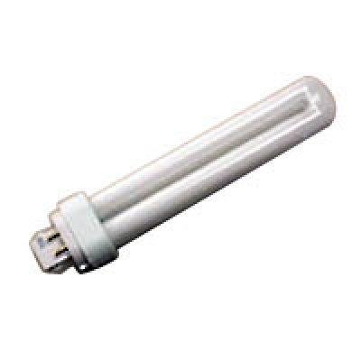 Halco 109122 - Pl13D/E/50 - 13 Watt Cfl Light Bulb - Compact Fluorescent - 4 Pin G24Q-1 Base - 5000K -