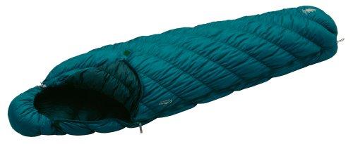 モンベル(mont-bell) 寝袋 UL.スーパースパイラル ダウンハガー 800 #3 ロング バルサム 右ジップ [最低使用温度-10度] 1121237 BASM R/ZIP