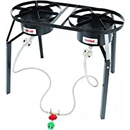 Barbour InternationalDB250Dual Burner Outdoor Cooker-DUAL BURNER COOKER