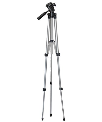 Vivitar VIV-VPT-1250 Professional Series 50-Inch Tripod and Carrying Bag