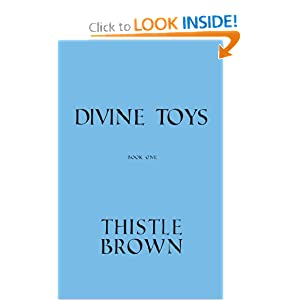 Author Interview – Thistle Brown