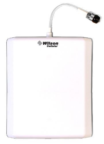 Wilson Electronics Dual Band (700-2700 MHz) 50 Ohm Wall Mount Panel Antenna with N Female Connector (Broadband Directional Antenna compare prices)
