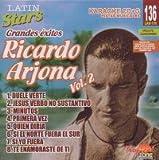 echange, troc Karaoke - Latin Stars Karaoke: Ricardo Arjona, Vol. 2
