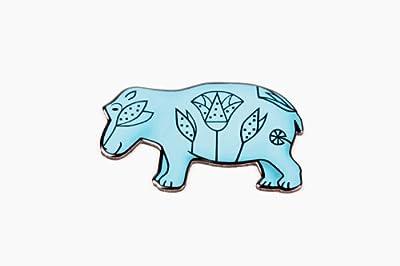 Taweret Hippo Magnet
