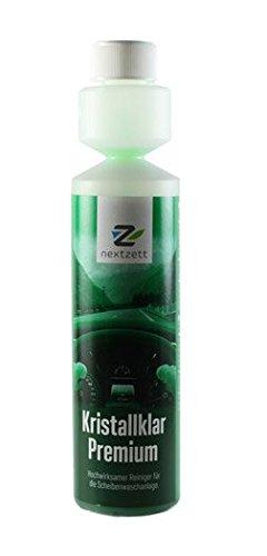 1Z EINSZETT KRISTALL KLAR WINDSHIELD WASHER FLUID CONCENTRATE 250 ML. (1z Plastic Cleaner compare prices)