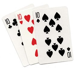 Three Card Monte From Royal Magic - A Best-seller!