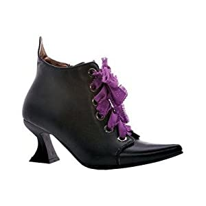 Womens Lace Up Witch Shoes from Ellie