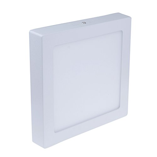 S6Store®12W Dimmable Ac100~245V Square Warm With Led Surface Panel Wall Ceiling Down Lights Mount Bulb Lamp