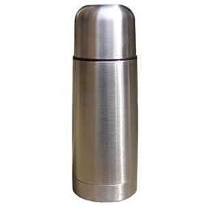 isolierflasche edelstahl thermoskanne flasche 0 3 l schraubverschluss doppelwandig. Black Bedroom Furniture Sets. Home Design Ideas