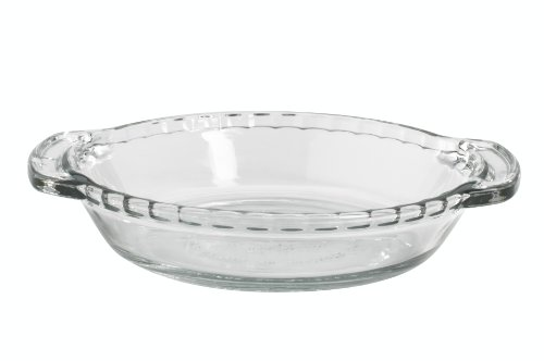 Anchor Hocking Oven Basics 6-Inch Pie Plate, Mini, Set Of 6