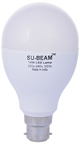 Su-Beam-B22-15W-LED-Bulb-(Cool-White)
