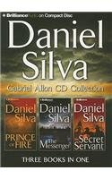 Daniel Silva Gabriel Allon CD Collection Image