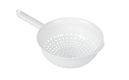 Good Cook 3-Quart Plastic Colander with Handle (Strainer Good Cook compare prices)