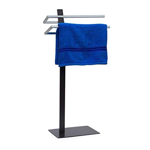 relaxdays-porta-asciugamani-da-pavimento-acciaio-inossidabile-modello-grao-85-x-40-x-20-cm-antracite