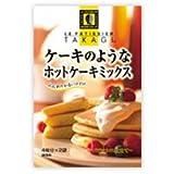 [昭和産業] ケーキのようなホットケーキミックス (200g×2袋)