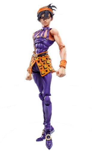 Super Action Statue [JoJos Bizarre Adventure ] Part 5 44.Narancia Ghirga & Aerosmith (Hikomaro Araki Color) (Re-Produced )