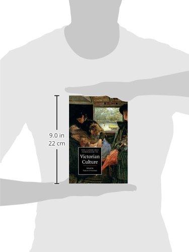 The Cambridge Companion to Victorian Culture Paperback (Cambridge Companions to Culture)