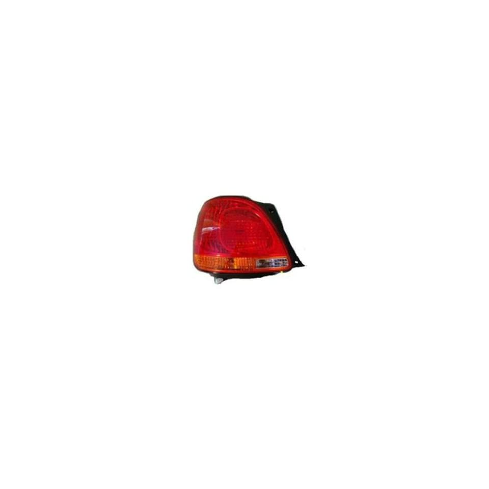 TYC Lexus Driver & Passenger Side Replacement Tail Lights