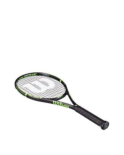 Wilson Raqueta Nemesis Pro 100 Negro / Verde