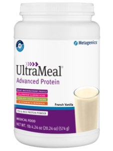 Metagenics - UltraMeal Advanced Protein Dutch Chocolate