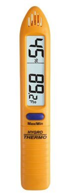 Ambient Weather WS-HT12 Pocket Temperature and Humidity (Thermo-Hygrometer) Pen