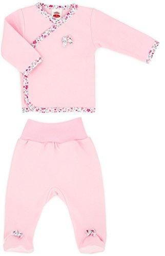 Makoma - Tuta - Bebè femminuccia rosa 56 cm