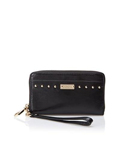 Badgley Mischka Women's Suzanne Tech Wallet, Black