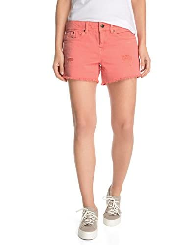 edc by Esprit Shorts Denim [Arancione]