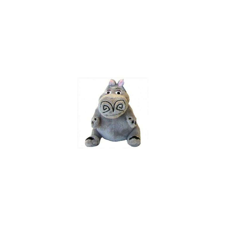 76bd8502c09 Madagascar Gloria the Hippo 6 Plush Toy Russ Berrie on PopScreen