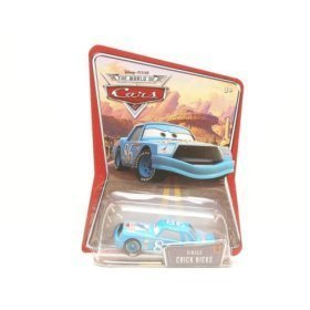 Buy Low Price Mattel Disney / Pixar CARS Movie 155 Die Cast Car Series 3 World of Cars Dinoco Chick Hicks Figure (B000ZVSPH4)