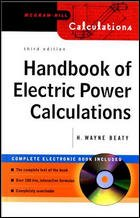 Handbook of Electric Power Calculations - McGraw Hill - MG-B001811UQ8 - ISBN:B001811UQ8