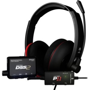 Turtle Beach Ear Force DP11 Dolby Surround Sound Gaming Headset - Playstation 3