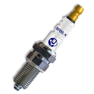SET OF 4 BRISK BR14ZC 360-degree electrode PERFORMANCE PREMIUM SPARK PLUG (Brisk Premium Spark Plug compare prices)