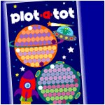 Plot a tot Space Design - My first calendar - Record your baby's first year