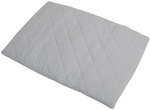 Review Of Graco Pack 'n Play Playard Quilted Sheet, Stone Gray