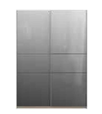 Delfi 2 puerta (anchura: 150,1 cm) Correderas de armario antidestellos