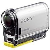 SONY ビデオカメラ アクションカム AS100V ウォータープルーフケース付 HDR-AS100V