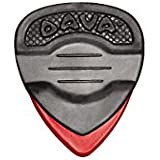 Dava 1303 Delrin Grip Tips Guitar Pick (6-Pack)