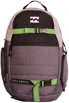 Billabong, Zaino Uomo Youngblood, Nero (Black), 33 x 17 x 50 cm, 28 litri