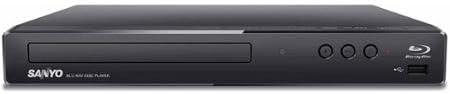 Sanyo Blu-ray Disc Player