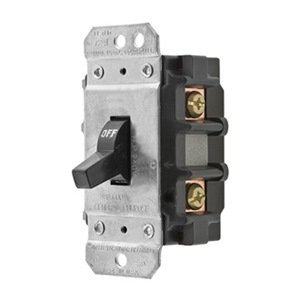 Hubbell Hbl7832d 30 Amp 600v 2 Phase Disconnect Switch